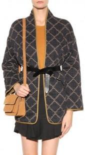 Isabel Marant Etoile Daca Jacket Black