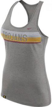 NIKE TEAM Women's Nike USC Trojans College Dry Racerback Tank