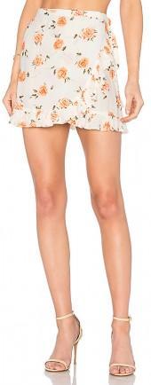 Motel Miza Skirt in Cream