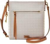 Fossil Emma North South Small Crossbody
