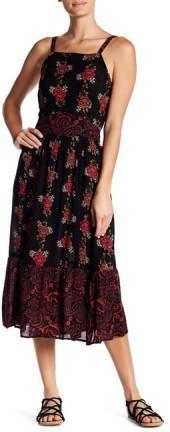 Wild Pearl Apron Dress