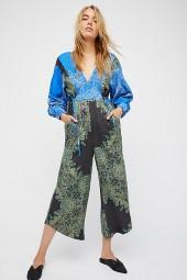 Blooming Fields Jumpsuit by Free People