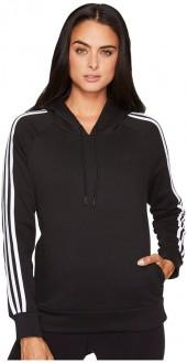 adidas Essentials Cotton Fleece 3S Over Head Hoodie