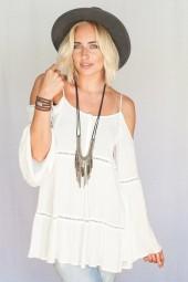 Heather Gardner - Dorado Crystal Necklace