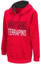 Campus Heritage Women's Campus Heritage Maryland Terrapins Throw-Back Pullover Hoodie