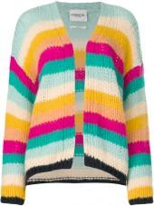 Essentiel Antwerp Oulala striped cardigan