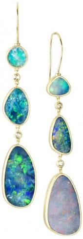 Nina Nguyen Jewelry - Ambrosia Gold Earrings