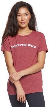 Spiritual Gangster Forever Wild Rec Yoga Tee 8160408