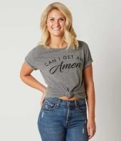 The Light Blonde Can I Get An Amen T-Shirt