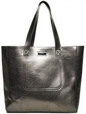 Metallic Elaina Tote Bag