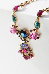 Elizabeth Cole Jossi Pendant Necklace