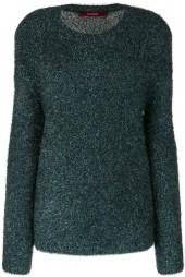 Sies Marjan glitter knit sweater