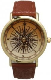 Olivia Pratt Women's Vintage Compass Quartz Watch
