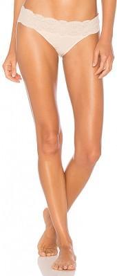 Cosabella Sonia Lowrider Bikini in Beige
