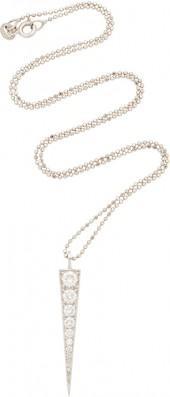 Anita Ko Large Dagger Necklace