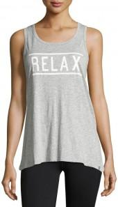 Marc NY Performance Relax High-Low Tank