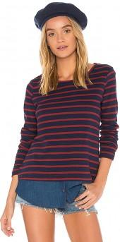 Soft Joie Marilina Tee in Navy. - size L (also in M,S,XS)