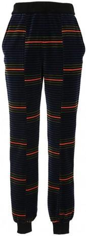 Sonia Rykiel Striped Track Pants
