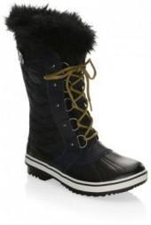 Sorel Canvas & Faux Fur Boots