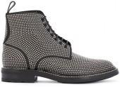 Saint Laurent studded boots