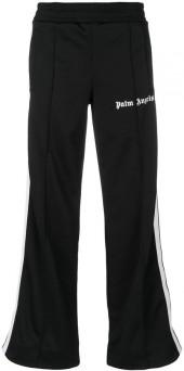 Palm Angels side stripe track pants with logo
