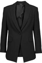 Theory Etiennette Cotton And Linen-Blend Blazer
