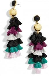 Corsetta Tassel Earrings