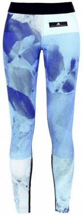 Stella McCartney blue print running tights