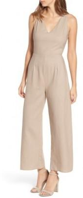 Women's Leith Crop Wide Leg Jumpsuit