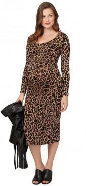 Fin Dress Print