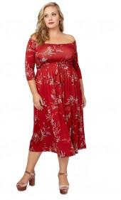 Cassey Dress WL Print