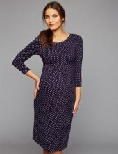 Isabella Oliver Shift Dress Maternity Dress