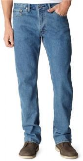 Levi's Jeans, 505 Regular, Authentic Stonewash