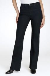 NYDJ 'Basic' Stretch Bootcut Jeans (Regular & Petite)