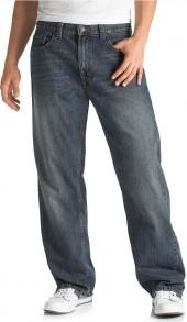 Levi's Jeans, 569 Loose Straight, Indie Blue
