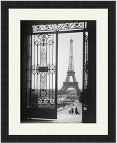 Amanti Art The Eiffel Tower From the Trocadero, 1925 Framed Art Print by Gall