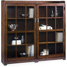 Sedona Double Door Bookcase