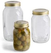 17 oz. Quattro Stagioni Jar 500 ml.