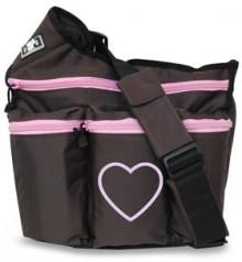 Diaper Diva Diaper Bag - Heart