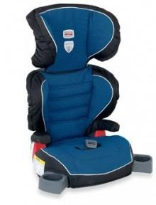 Parkway™ Booster Car Seat by Britax - Maui Blue