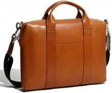 Jack Spade 'Davis' Leather Briefcase