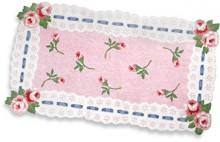 """Lacy Pink 32"""" x 56"""" Accent Rug"""