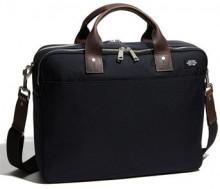 Jack Spade Nylon Canvas Laptop Briefcase