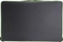 Valextra Medium Suitcase with Pirelli Wheels