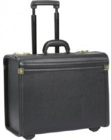 US LUGGAGE SOLO Rolling Catalog Case