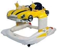 Combi Activity Walker Yellow
