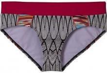 prAna Zuri Bikini Bottom - Women's Black Feather M