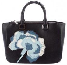 Tory Burch Small Floral Robinson Tote