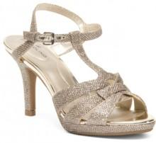 T-strap Evening Heels