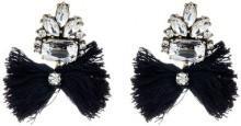 BAUBLEBAR Flamenco Tassel Drop Earrings